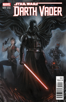 Star Wars: Darth Vader #25 - Adi Granov Variant Cover